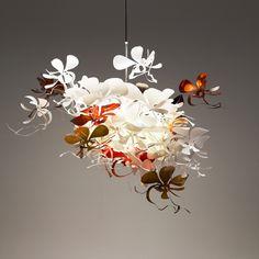 Marc Pascal Orchid Pendant