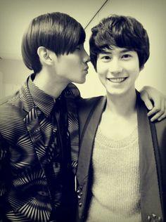 DBSK Changmin & Super Junior KyuHyun