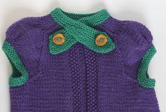 Ravelry: Mini Marple Cardigan pattern by Stephanie Lotven