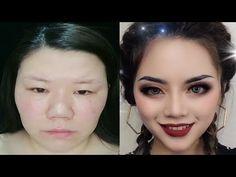 Asian Makeup Tutorials Compilation 2020 - Basic makeup guide / part10 - YouTube Asian Makeup Tutorials, Basic Makeup, Makeup Guide, Make Up, Youtube, Base Makeup, Maquillaje, Maquiagem, Makeup
