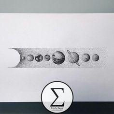 Дотворк солнечная система