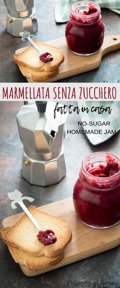 How to make homemade jam without sugar: a light jam, but d … – Food Recipes Good Food, Yummy Food, Tasty, Vegetable Drinks, Healthy Eating Tips, How To Make Homemade, Cake Recipes, Food Porn, Food And Drink