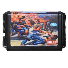 Streets of Rage 2 Game Cartridge 16 bit Game Card for Sega MegaDrive Genesis PAL  | eBay