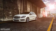 Mercedes Benz A Class by Frederic Schwab Photography