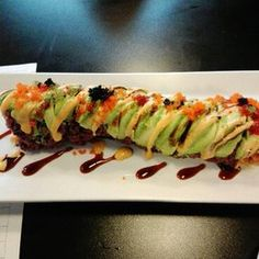 Harumi Sushi Phoenix Az United States H3 Roll Iest They Have On Hand