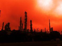 Fantástica fábrica de poluentes