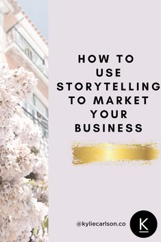 Storytelling Marketing: The Secret Power to Attract More Clients Secret Power, Emotional Connection, Brand Story, Creative Business, Storytelling, Kylie, Bond, Trust, Told You So