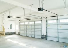 Invest In A Backup Battery For Your Garage Door Opener By Pro Lift Doors