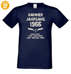 Birthday Shirt - Die 44er ... was für ein Jahrgang - 1944 - Lustiges T-Shirt  als Geschenk zum Geburtstag - Schwarz, Größe:5XL (*Partner-Link) |  Pinterest ...