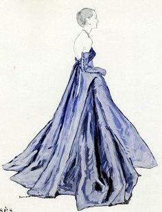 50 Best Illustrations Bernard Blossac Images Fashion