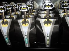 Batman Party Favors