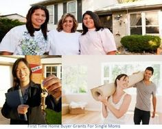 Apply Free Grants For Single Moms-Grant Money For Mothers: First Time Home Buyer Grants For Single Moms-Emergency Assistance For Home For Single Mothers