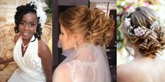Elegant Wedding Hairstyles!