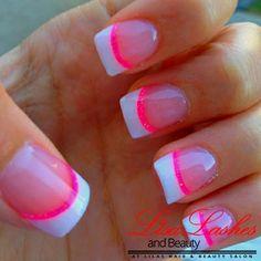 Stylish Gel Nails in Burnley