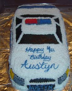 Police Car Cakes Pictures Cake For A Recent Graduate Of