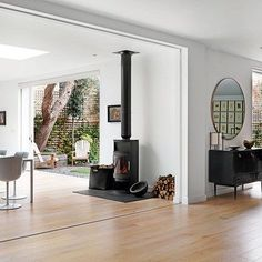 Maximise space and flow in your home with our collection of open plan living…
