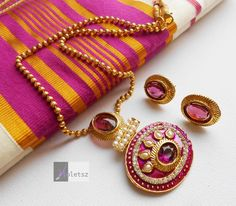 15.0% discount on all products from Violetsz. Max discount of Rs 1000. Complete Collection Available at: http://www.indiebazaar.com/shop/violetsz/jewellery-sets?sort=mr