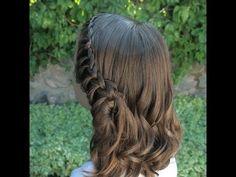 Cascading Braid into Curls