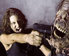 Lauren Cohan as Maggie Greene in The Walking Dead Season 5