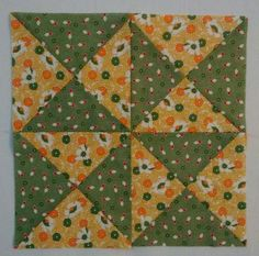 TBT - Hourglass | Petals and Pins - Traditional Block Thursday tutorial by Penny Rose Fabrics