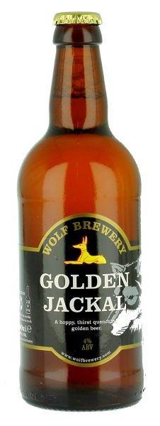 Wolf Golden Jackal