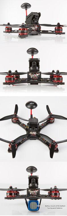 Storm Racing Drone (RTF / SRD195 / CleanFlight) http://www.helipal.com/storm-racing-drone-rtf-srd195-cleanflight.html