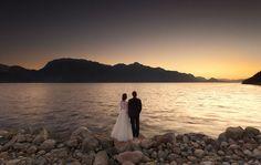 Пара успела посетить Прекестулен, Вёрингсфоссен, озеро Юстедальсбреен, Нерёй-фьорд, Язык Тролля в Норвегии и Лофотенские острова.