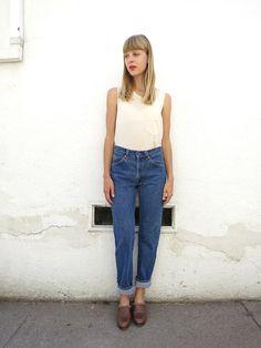 Etsy: Levi's Jeans 505 Vintage 80s sz. M