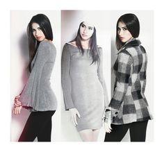 Maglie e cappottino lana