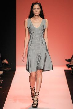 Herve Leger by Max Azria Spring 2015 Ready-to-Wear - Collection - Gallery - Style.com