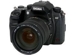SIGMA SD1 Merrill 17-50mm F2.8 EX DC OS HSMレンズキット