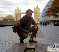 Serfan goes UK! #style #fashion #london