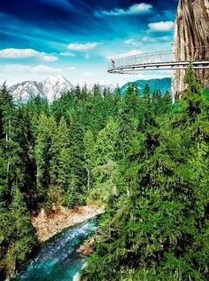 Cliff Walk Vancouver Canada. I want to go see this place one day. Please check out my website thanks. www.photopix.co.nz