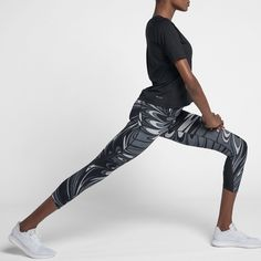 In 3 great colors . . . The Nike Epic Lux Women's Running Crops feature sweat-wicking, compressive fabric to help keep you dry, comfortable and supported during your run. Nike Epic Lux Women's Running Crops. #Nike http://feedproxy.google.com/fashionshoes1