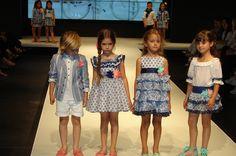 ¿Qué llevarán los niños en el verano 2015?: Formas y patrones