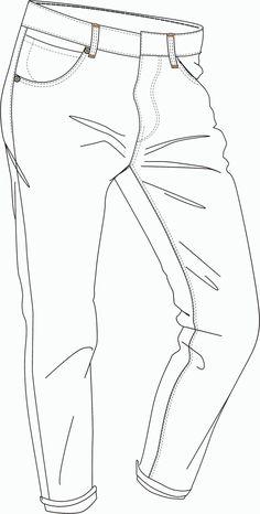 Dr. Appearance & Mr. Likeness: Denim Drawing