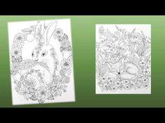 Présentation du livre Blomster Mandala de Maria Trolle