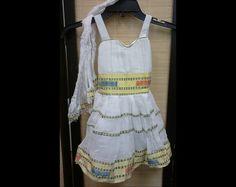 Ethiopian Dress Toddler Girl H14 by CCIWorld on Etsy, $45.00  #Ethiopia #adoption #internationaladoption #orphans #ethiopiandresses