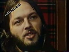 David Gilmour speaking french