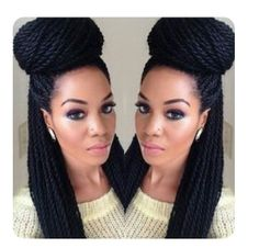 ... twists braids twists braids 01 box braids haircut wigs forward dress