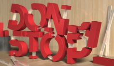 In this tutorial, we will explain how to use the vector editing and 3D capabilities of Photoshop to create rubber and glass 3D text. In the process, we will show you