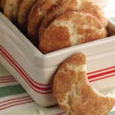Mrs. Sigg's Snickerdoodles christmas gift ideas, almonds, bake, food, sigg snickerdoodl, cooki, gluten free flour, baking, bar