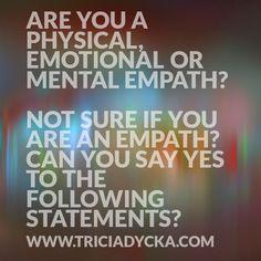 #Empaths