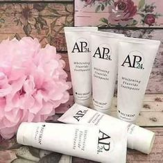 2 Tubes Of Nuskin Toothpaste Ap 24 Whitening Toothpaste, Whitening Fluoride Toothpaste, Skin Whitening, Homemade Acne Treatment, Tooth Sensitivity, Skin Elasticity, Skin Treatments, How To Feel Beautiful, Skin Care