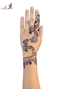 One Finger Mehndi Designs |  Easy and Simple Mehndi Designs  #arabicmehndidesigns #arabichennadesign #mehndidesignssimple #mehndidesigns2019 #mehndidesigns2020 #latestmehndidesigns #simplehennadesigns #mehndidesignseasy #mehndidesignforhandssimple #onefingermehndidesign #onefingerhennadesign #onefingermehndisimple #onefingerhennasimple Arabic Henna Designs, Mehndi Designs For Fingers, Latest Mehndi Designs, Bridal Mehndi Designs, Simple Mehndi Designs, Henna Leg Tattoo, Leg Tattoos, Tattoo Ink, Mehndi Simple
