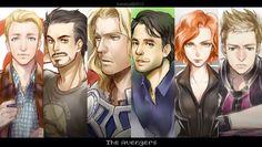 FanArt - The Avengers