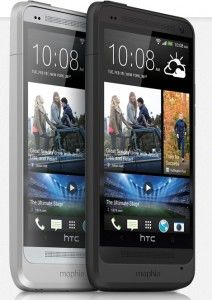 mophie Announces Juice Pack for the New HTC One