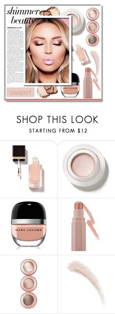 """""""Senza titolo #282"""" by tulipano89 ❤ liked on Polyvore featuring beauty, Marc Jacobs, Puma and Kevyn Aucoin"""