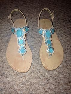 Love love love my new sandals!!!!