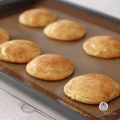 Mexican Dessert Recipes Discover The Best Snickerdoodles The Best Snickerdoodles - Soft pillowy puffs that are so irresistible! The closest recipe to Mrs. Fields snickerdoodles that youll find! Snickerdoodle Recipe, Köstliche Desserts, Delicious Desserts, Dessert Recipes, Yummy Food, Snicker Doodles, Snicker Doodle Cookies, Biscuits Russes, Health Desserts